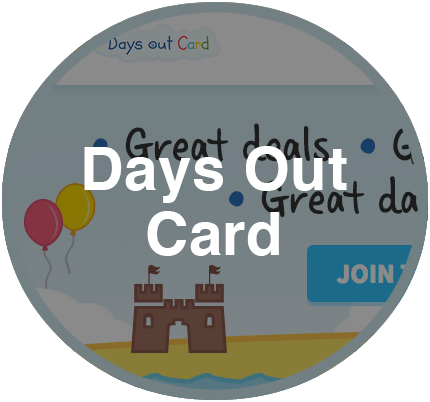 Our Projects: Days Out Card